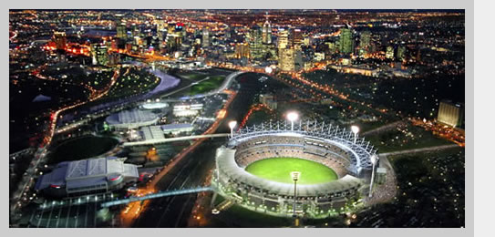mighty G, Melbourne Park and CBD