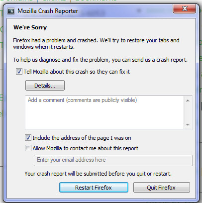 screenshot-mozillacrash